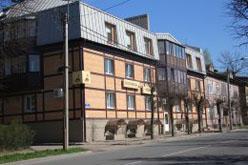 Гостиница Приорат